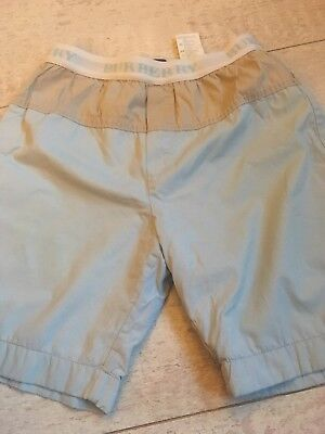 Burberry Shorts/Trunks Age 8