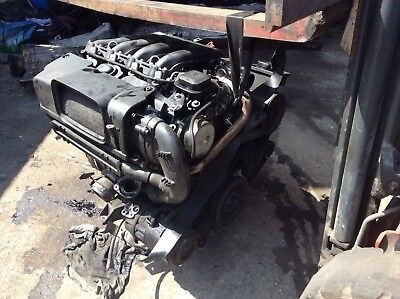 BMW 320 E46/M47 Turbo Diesel Engine Complete