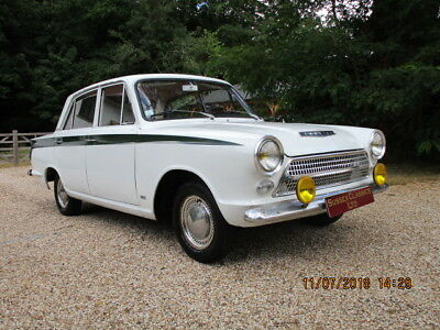 1964 Ford Cortina Mk1 Deluxe (Left Hand Drive)