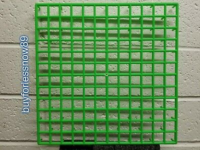 Pigeon-Products GREEN FLOOR GRILL (Crown) Pigeons supplies