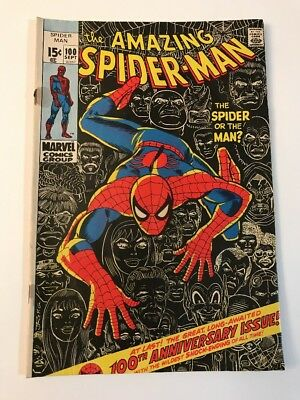 The Amazing Spider-Man #100