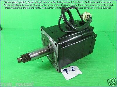 Omron R88M-WP1K530H-BG05BJ, AC Servo motor as photo, sn:7551, CRW
