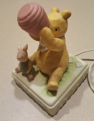 """Classic Winnie the Pooh & Piglet Night Light by Charpente and Walt Disney Co. 6"""""""