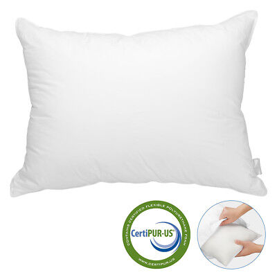 Detachable Bed Cotton Pillow Classic Memory Foam Cushion For Side/Back Sleepers