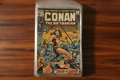 Conan the Barbarian Vol. 1-40 Lot Fine Condition Missing Few Issues