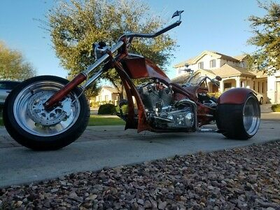 2006 Custom Built Motorcycles Chopper  Custom Trike See No Evil...