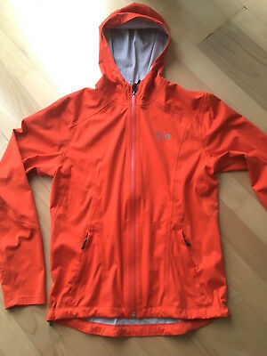Mountain Hardware Stretch Funktionsjacke Dry.Q™ Activ Membran Gr. M