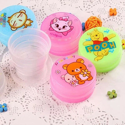 Portable Travel Cup Mini Retractable Foldable Cup Telescopic Collapsible Outdoor