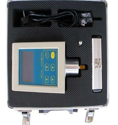 NDJ-5S LCD Digital Display Viscosity Fluidimeter Tester Meter Rotary Viscometer