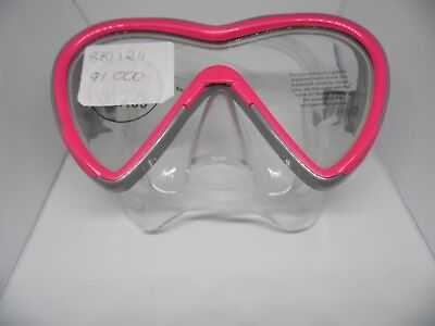 Hot Tuna Junior Snorkel Mask Pink