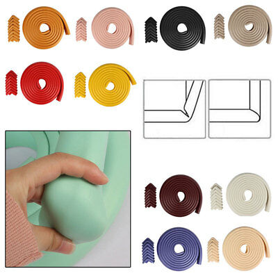 4.6M Baby Proofing Safety Table Edge Corner Cushion Protector Foam Guard Bumpers