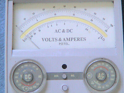 Post Office multimeter 14C with case and leads | GPO Avometer