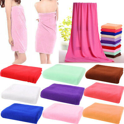 70x140cm Absorbent Microfiber Drying Bath Beach Washcloth Swimwear Shower Towel