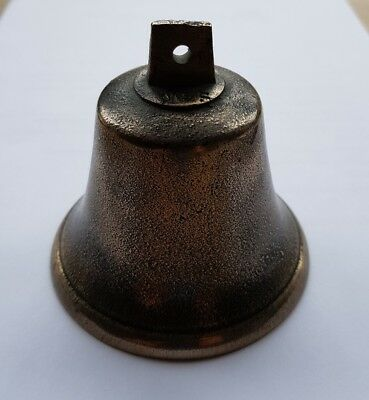 Antique Bronze Handbell (Mears and Stainbank)