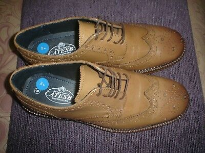 Mens leather brogues from Thomas Catesby.Size 8.BNWOB.Bargain.