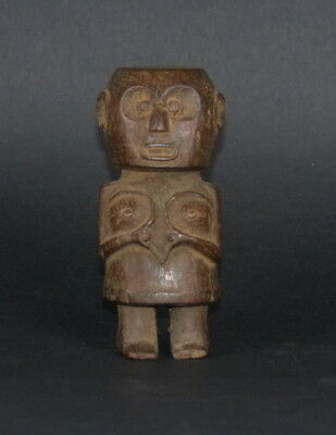 Charm Figurine From The Dayak, Borneo Island