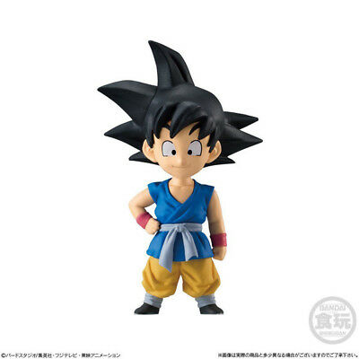 Dragon Ball Gt Goku Kid Candy Toy Adverge Ex Dragon Children Vol 2 Bandai New