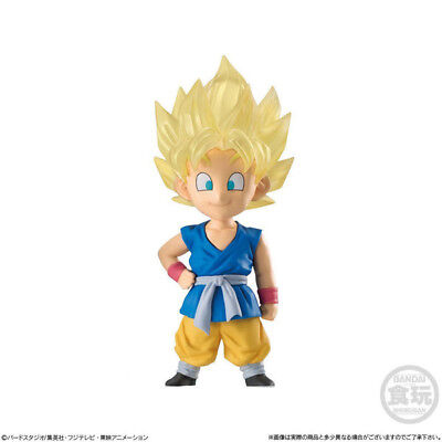 Dragon Ball Gt Goku Kid Ss Candy Toy Adverge Ex Dragon Children Vol 2 Bandai New