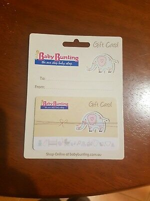 $250 Baby Bunting Gift Card