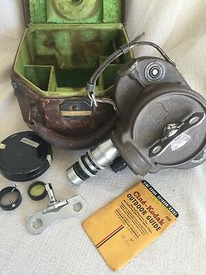 Bell and Howell 70 D Movie Camera