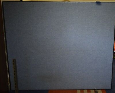 Office Partition Board - Light Blue - Free Standing