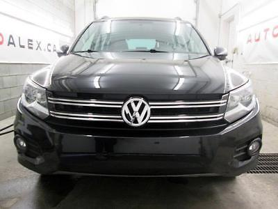 2014 Volkswagen Tiguan 4-MOTION 2014 VOLKSWAGEN TIGUAN AWD (4X4) with 29000 km (18771 ml.) only!