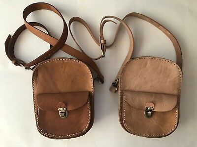 Moroccan Leather Bag Pouch Purse 100 Genuine Cow Shoulder