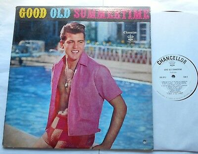 FABIAN Good old Summertime Ex CANADA ORIG 1960 CHANCELLOR MONO CHL-5012 LP