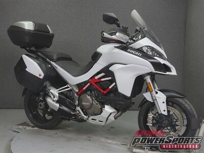 Ducati MTS1200S MULTISTRADA 1200 S TOURING  2016 DUCATI MTS1200S MULTISTRADA TOURING