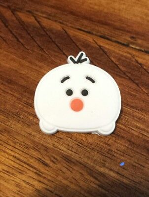 1 Olaf from Frozen charms for Crocs clog shoes or wristband bracelet. New.