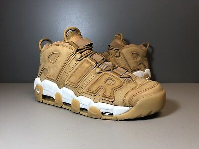 c224a6008b NIKE AIR MORE Uptempo 96 Prm Wheat Flax Aa4060 200 Size 12 - $139.99 ...