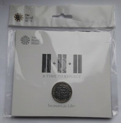 Royal Mint 2018 Centenary WW1 Armistice £2 Two Pound BU Coin Presentation Pack