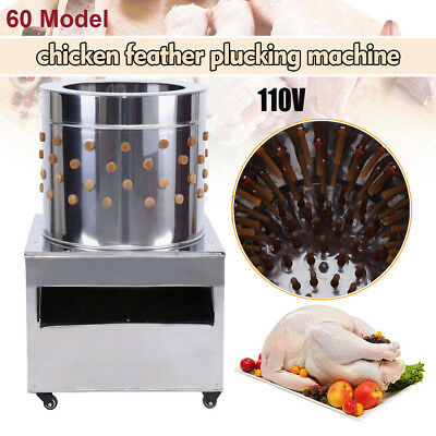 Stainless Steel Commercial Home Electric Auto Ice Cube Maker Machine 150LB/68KG