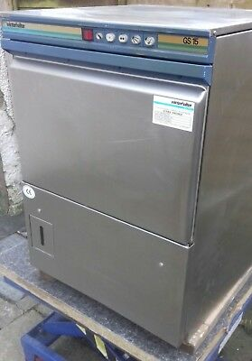 glasswasher dishwasher  with drain pump