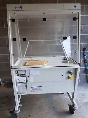 T400 Mobile Fume Cupboard from Labcaire Systems Ltd