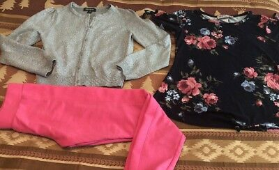 girls  Lot clothes size: 7-7/8