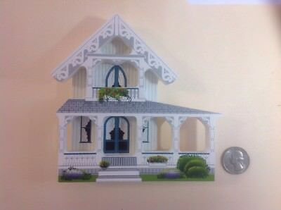 Shelia's Collectibles - WHITE COTTAGE, Oak Bluffs, Mass.-SIGNED/numbered AP