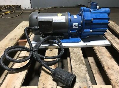 Finish Thompson SP15P-M209 Magnetic Drive Centrifugal Pump, Weg 3 HP, 120 GPM