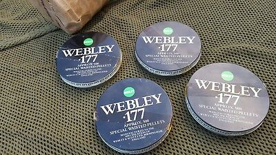 Webley Hustler Needle Point .177