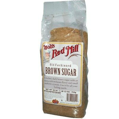Bobs Red Mill BG10947 Bobs Red Mill Brown Sugar - 4x830ml. Bob & apos;S Red Mill