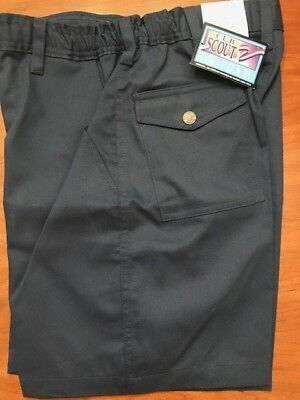 New BSA Cub Scout Shorts Size 34 (Adult)