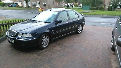 rover 45 1.6 Impression S 12 Months MOT Spares and repairs