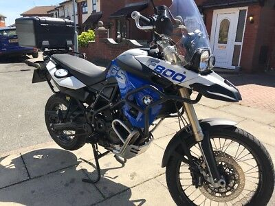 2012 BMW GS 800 F Trophy **Low Mileage**
