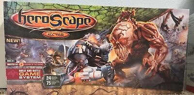 Heroscape Master Set 2 - Swarm of the Marro - 100% Complete *Never Opened*