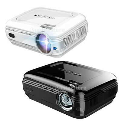 HDMI Projector Compatible Solutions 1080p In-bulit Speakers for home