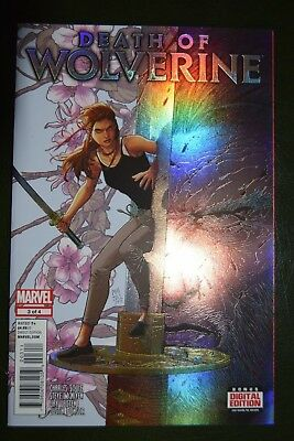 Death Of Wolverine Marvel Comic Issue ?