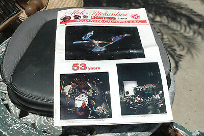 vintage mole richardson lighting hollywood-california catalog 53 years star trek