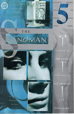 Sandman Issue 45 Brief Lives
