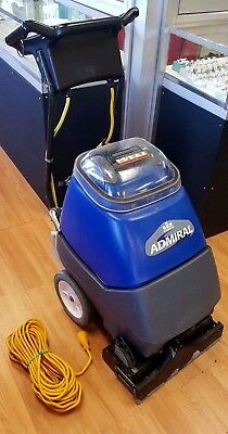Windsor Admiral Adm8 8 Gallons Commercial Carpet Extractor W/extension Cord