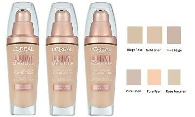 L'Oreal Lumi Magique Light Infusing Foundation **Select Shade***